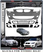 "1. BMW E60/E61 ""M-look"" front komplett INK dimljus."