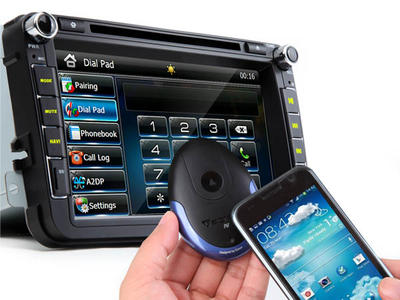 c. DVD/GPS enhet med den fantastiska Mirror funktionen.