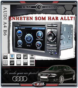 DVD-GPS-iPOD-Bluetoth-Touch Screen